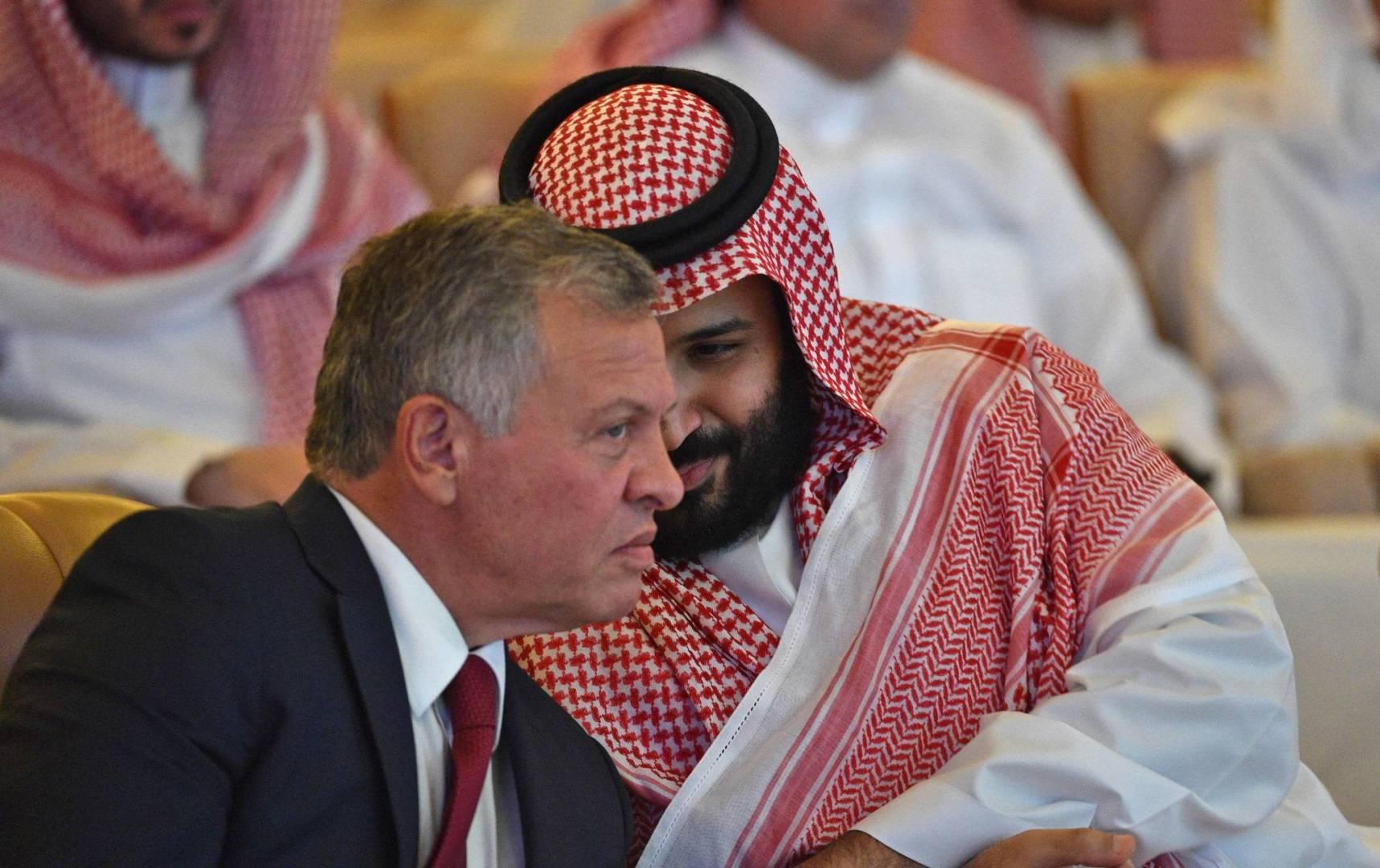 الملك-عبدالله-الثاني-ومحمد-بن-سلمان
