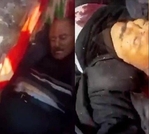 جثة-علي-عبدالله-صالح