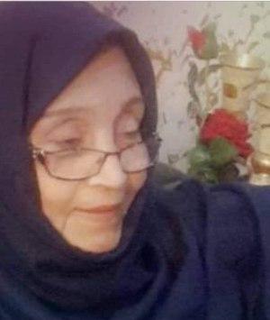فائزة محمد علي فدعم