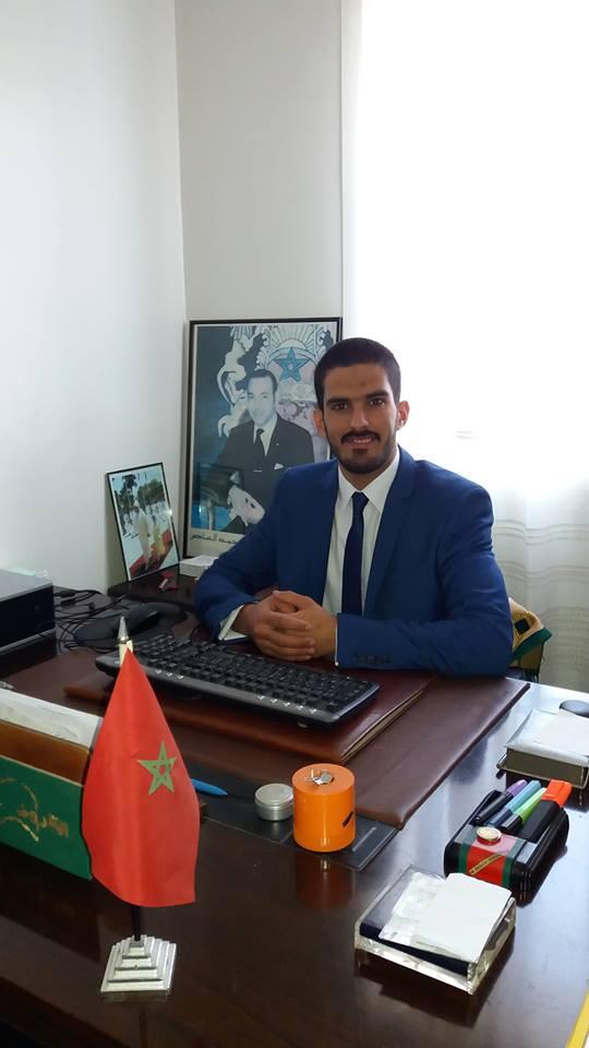 عمر دغوغي الإدريسي