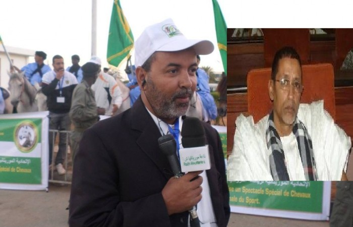 برلماني موريتاني مشهور يهدد صحفيا معروفا بالتصفية الجسدية