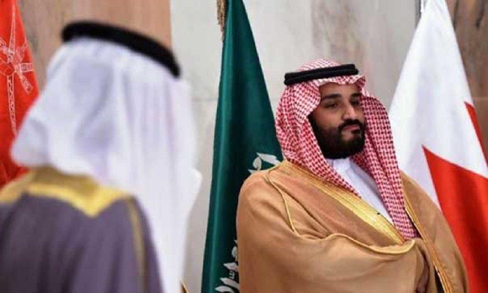 ولي العهد السعودي الأمير محمد بن سلمان.