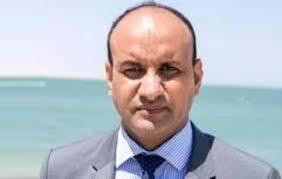 رئيس المنطقة الحرة محمد ولد الداف