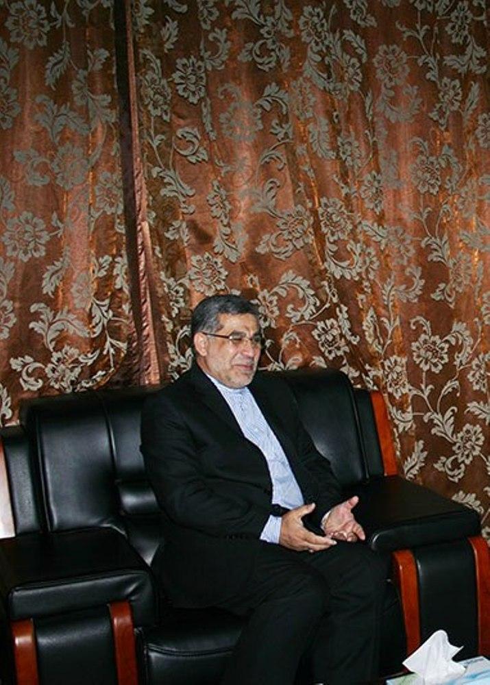 السفيرمحمد عمراني