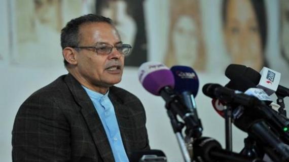 محمد خداد  منسق جبهة البوليساريو لدى  الأمم المتحدة
