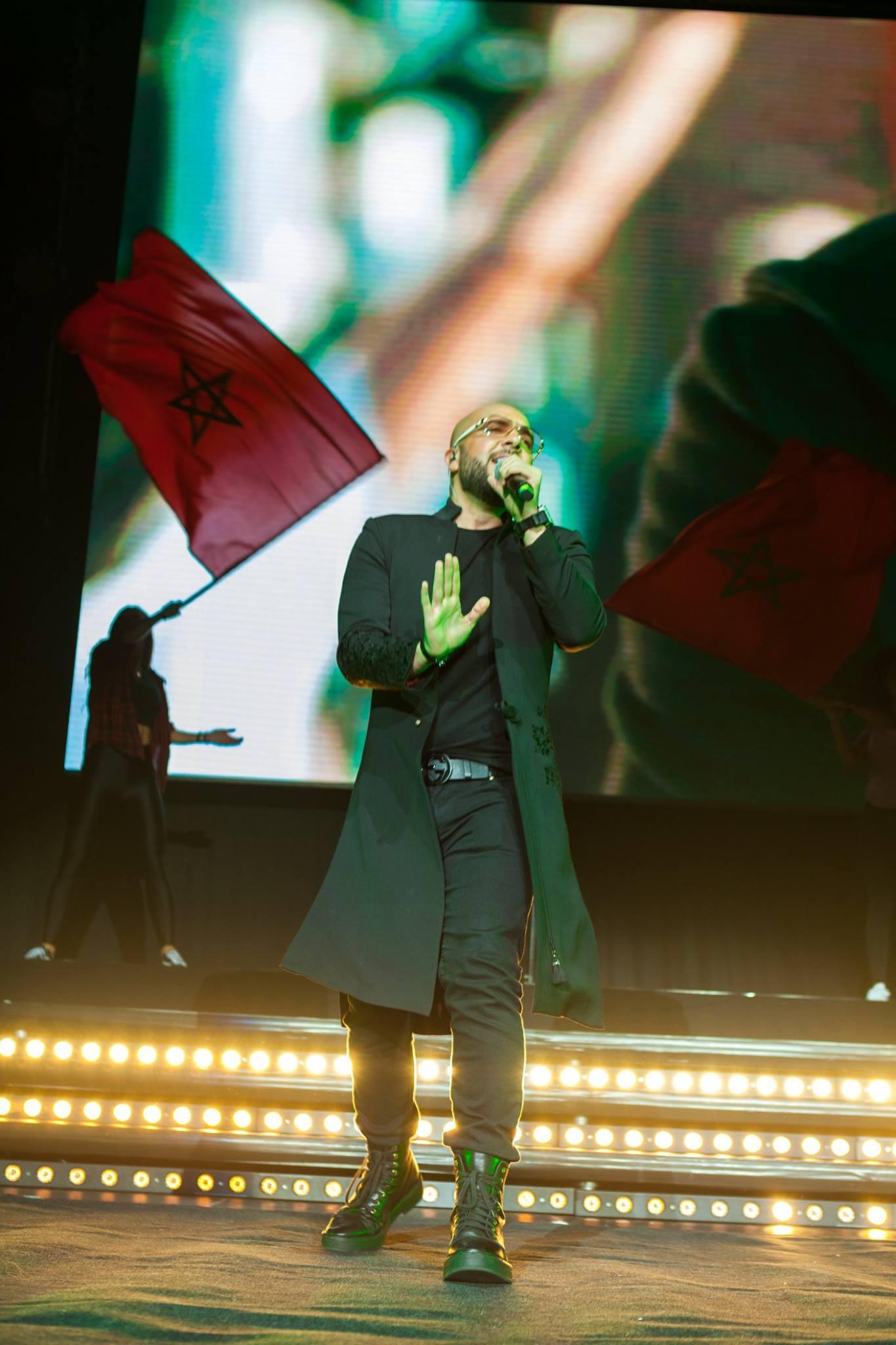 الفنان المغربي الدوزي
