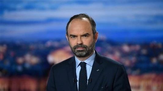 رئيس الوزراء الفرنسي إدوارد فيليب