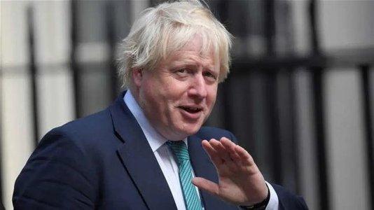رئيس الوزراء البريطاني بوريس جونسون،