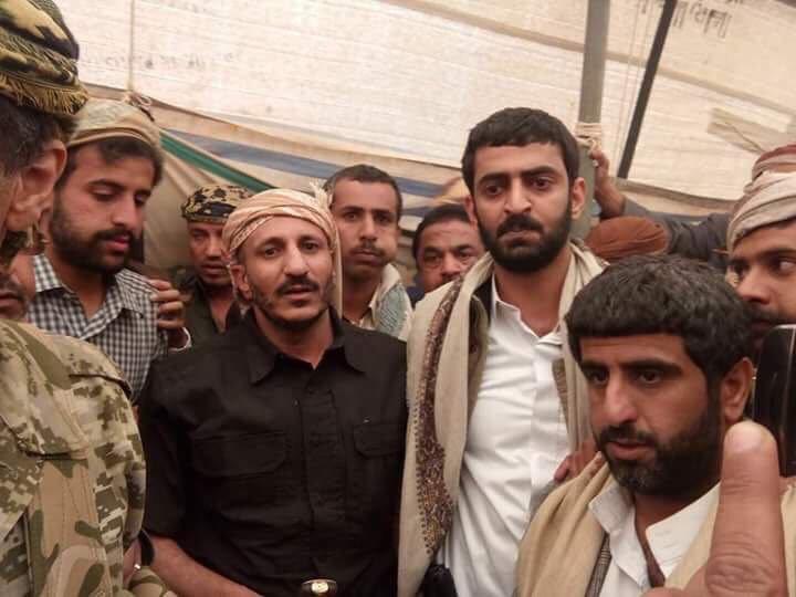 طارق صالح نجل شقيق علي عبدالله صالح
