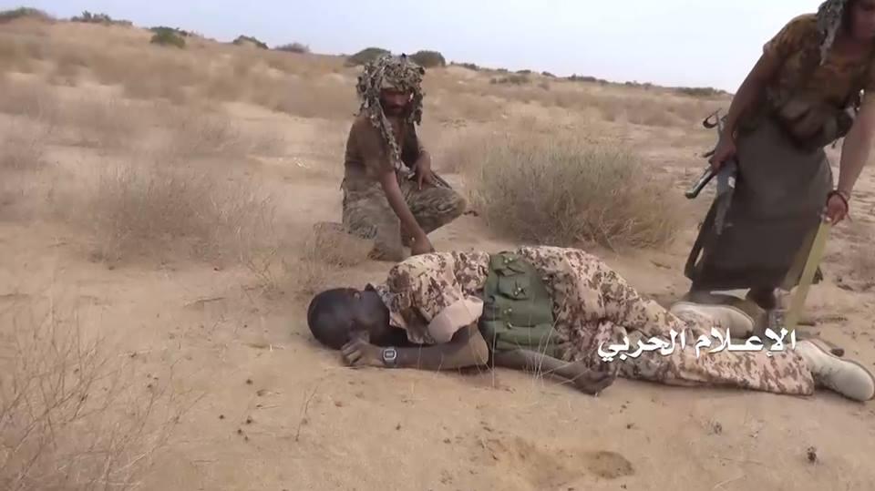 جثث-جنود-سودانيين-في-جبهة-ميدي