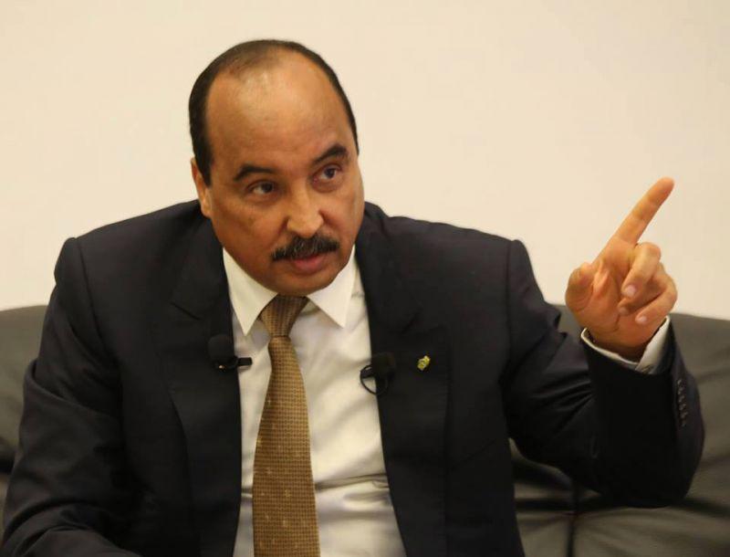 Mohamed-Ould-Abdel-Aziz