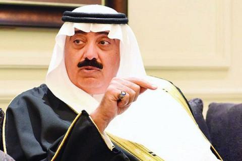 وزير الحرس الوطني السابق الأمير متعب بن عبدالله