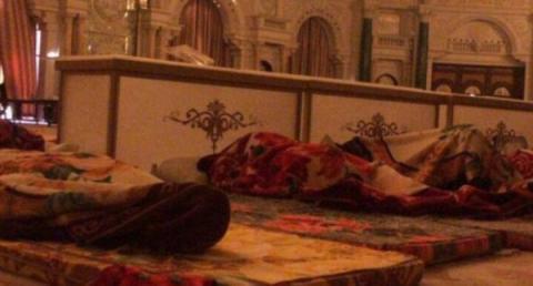 المحتجزون في فندق الريتز كارلتون في الرياض