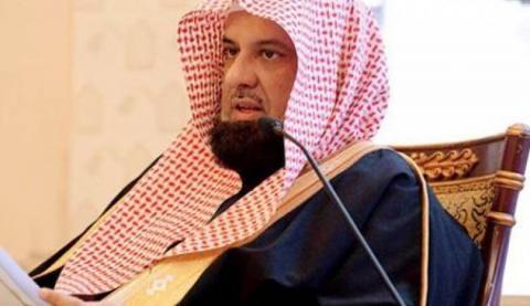 عبد الرحمن السند الرئيس العام لهيئة الأمر بالمعروف والنهي عن المنكر