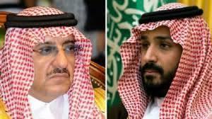 صراع السلطة في السعودية