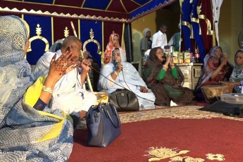 الزواج ـ موريتانيا