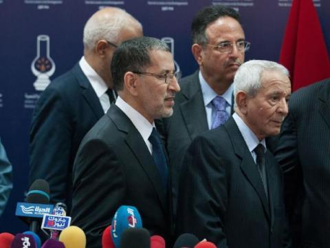 شكيل الحكومة المغربية