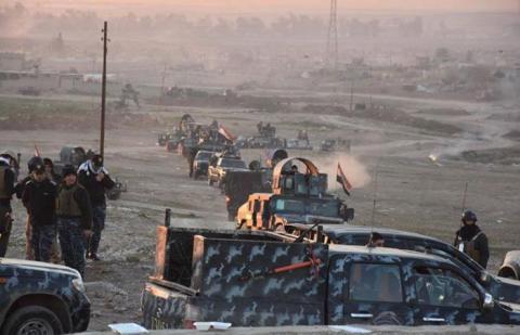 مطار الموصل