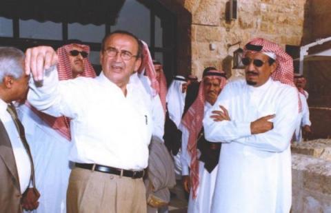 رجل الاعمال الفلسطيني الملياردير صبيح المصري