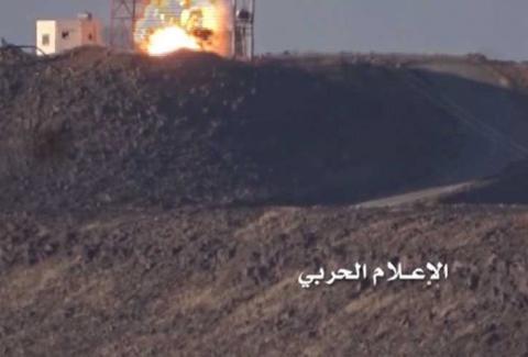 الجيش السعودي في عسير
