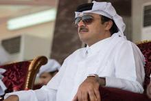 تميم-قطر