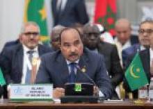 الرئيس الموريتاتي: مسلمو الروهينغا يتعرضون للقتل والتشريد