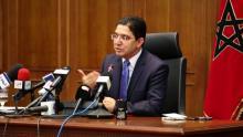 وزير الخارجية المغربي ناصر بوريطا