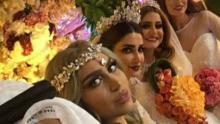 سعودي يتزوّج 4 مغربيات