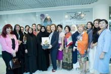 سيدات أعمال كازخستان