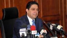 الوزير المنتدب في الخارجية المغربية ناصر بوريطة