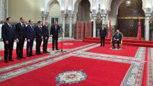 وزراء بالحكومة المغربية