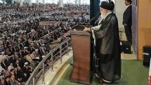 قائد الثورة الاسلامية في إيران