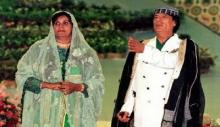 عائلة القذافي