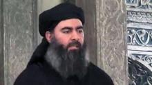 اصابة زعيم داعش