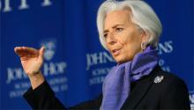 كريستين لا غاردالمديرة العامة لصندوق النقد الدولي