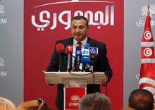 الأمين العام للحزب الجمهوري التونسي عصام الشابي