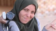 صحفية جزائرية