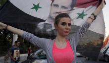 مريام الحجاب صحفية سورية