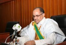 رئيس مجلش الشيوخ الموريتاني