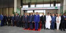 القمة الأفريقية حول ليبيا