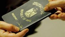 رفع التأشيرة عن العراقيين