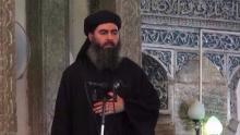 زعيم تنظيم داعش أبو بكر البغدادي