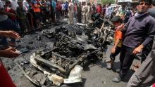 انفجار قوى يهز العاصمة العراقية