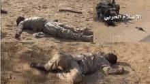 قتل جنود السعودية