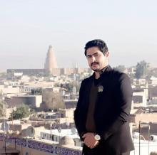 مصطفى محمد الأسدي – العراق