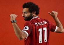 الدولي المصري محمد صلاح